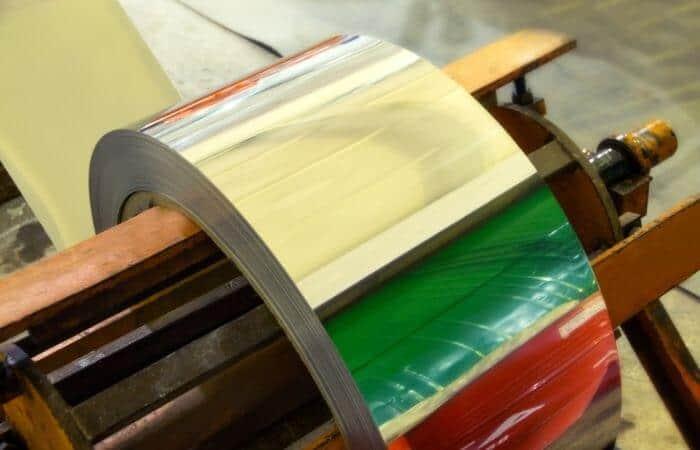is aluminium tape waterproof