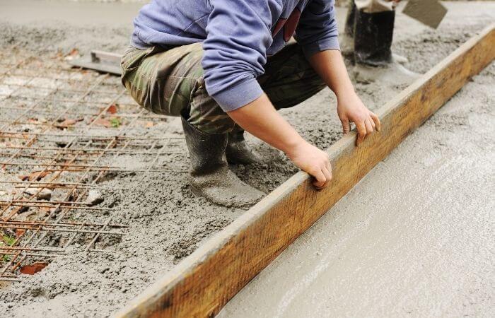 is cement waterproof