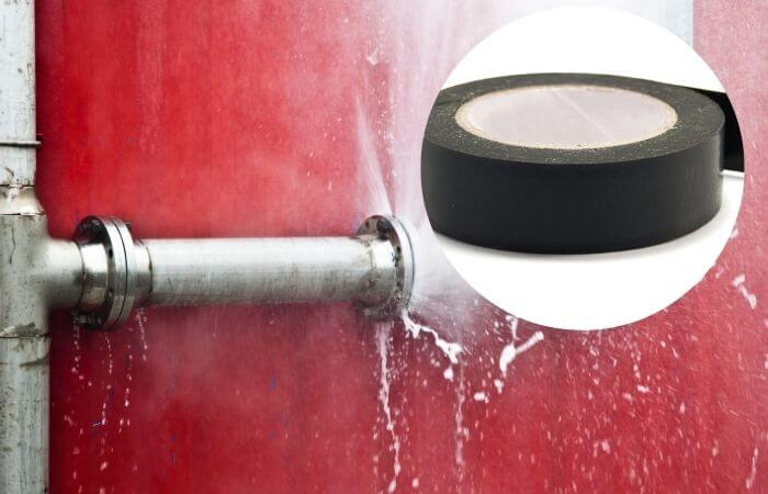is flex tape waterproof