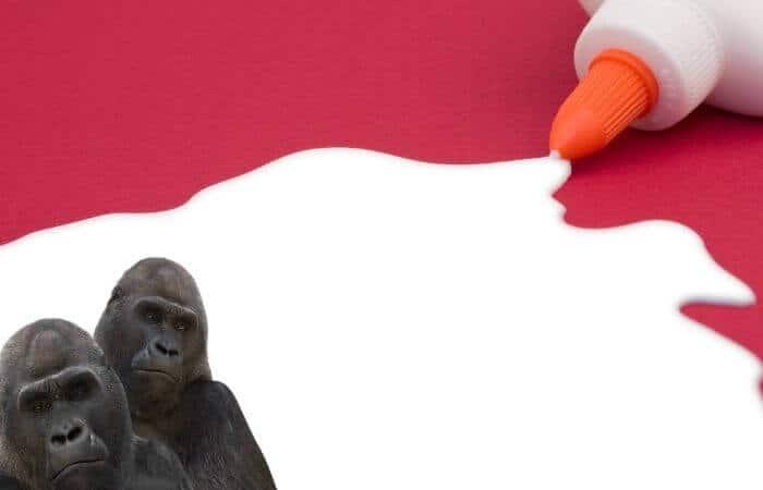 is gorilla glue waterproof