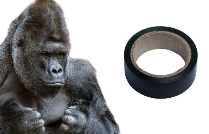 is gorilla tape waterproof