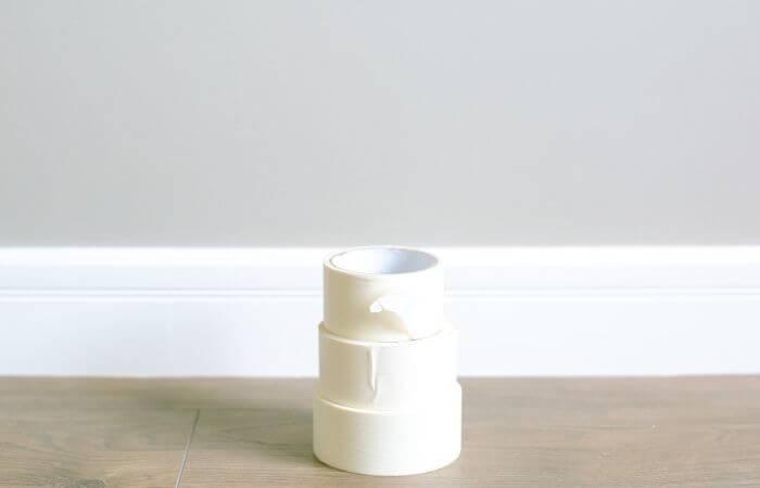 is masking tape painters tape waterproof