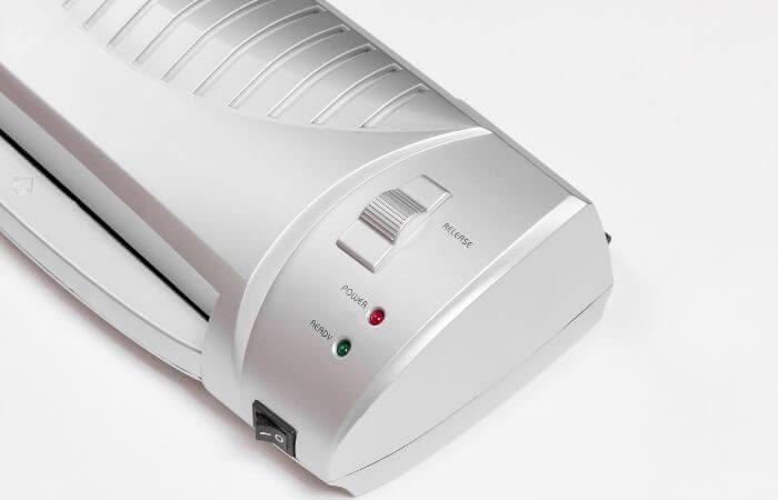 a paper laminator
