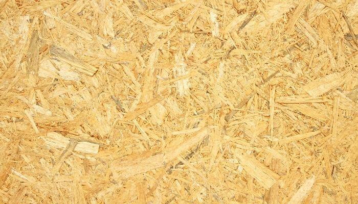 clean plywood