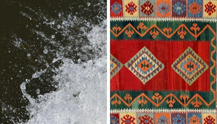 how to waterproof a rug