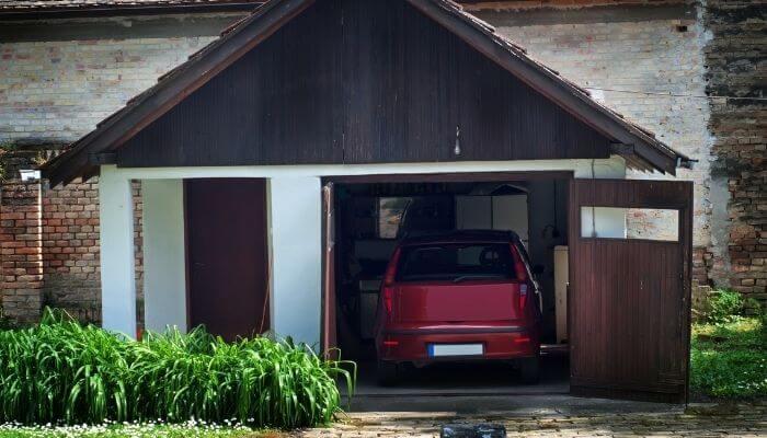 how to waterproof a garage