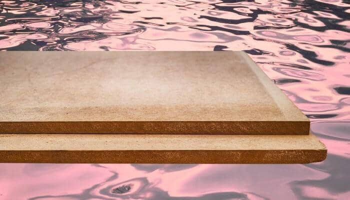 how to waterproof mdf