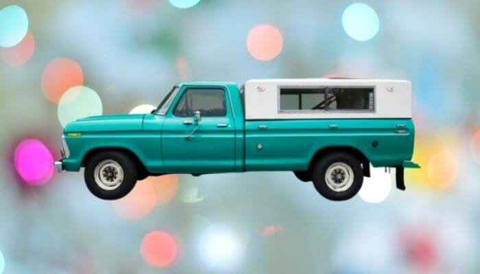 how to waterproof truck camper shell