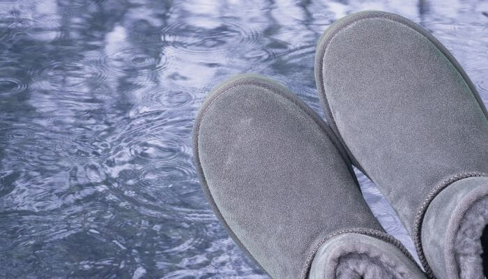 how to waterproof ugg boots