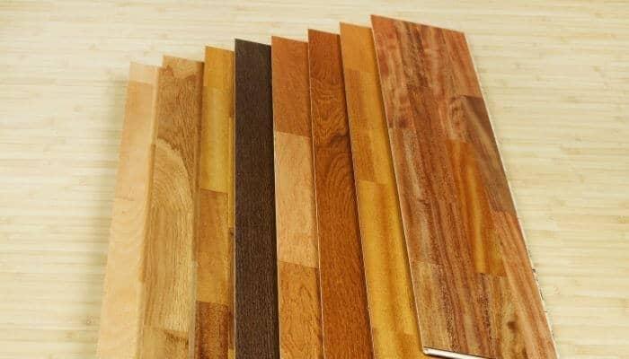 laminate flooring types