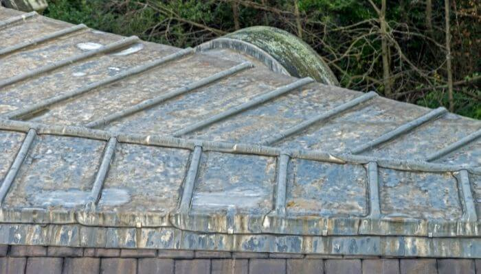 roofing felt is a lead alternative