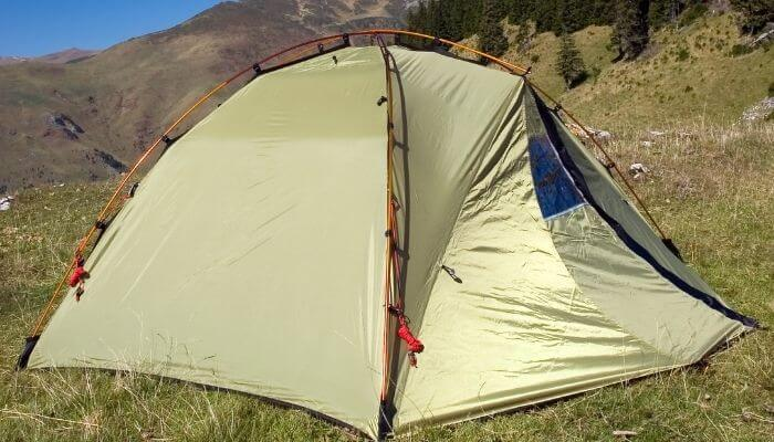 clean your tent before waterproofing